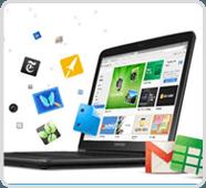 Application mobile, web et logiciel