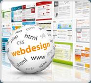 Site internet : Design et développement